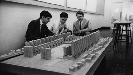 Urban Housing Project. c. 1966.