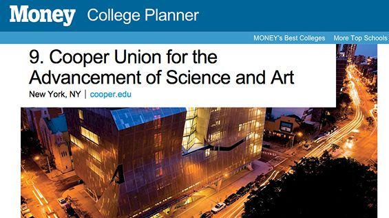 Money 2015 College Planner screenshot