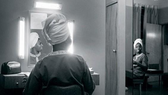 Nina Simone,  December, 1964.