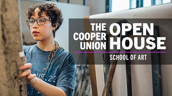 The Cooper Union School of Art Open House