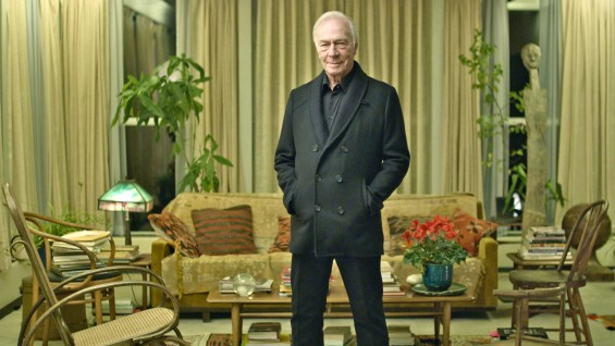 "Christopher Plummer in Mike Mills' (A'89) 2010 film, ""Beginners"""