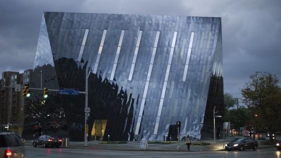 Museum of Contemporary Art, Cleveland, Ohio   photo: Stephen Gil