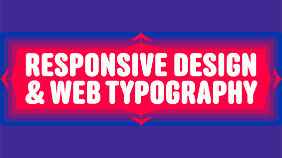 Responsive Design & Web Typography class in New York
