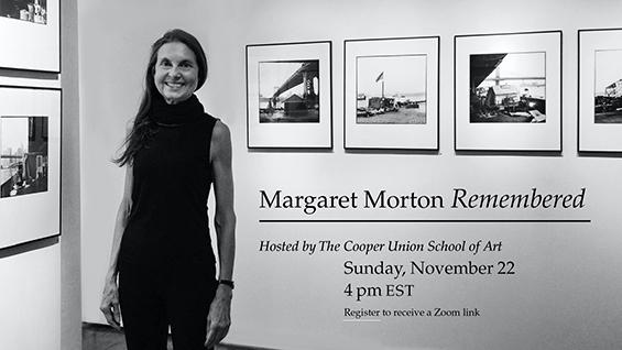 Margaret Morton Remembered
