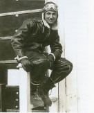 Albert Greenberg when stationed in England as an Air Corps bombardier