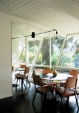 Dining Area With Mirror