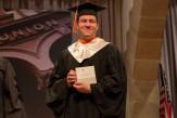 Corey Nezin EE'18, recipient of the Harold S. Goldberg Prize