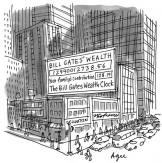 3. Jon Agee cartoon from the September 18, 1995 New Yorker