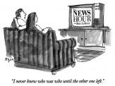 2. A Jon Agee cartoon from November 6, 1995 New Yorker