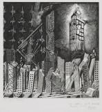 Franco Purini, 'La terra desolata (The Waste Land),' 1984