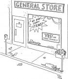 4. Liana Finck cartoon from the January 26, 2015 New Yorker