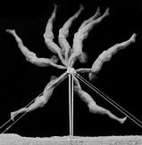 Brian Finke. Untitled (Cheerleading #81), 2001, printed 2003. Courtesy of the artist