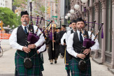 Pipers beckon faculty, staff and students