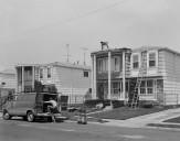 'Men Fixing House Near the Staten Island Mall'