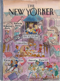 6. Previously unpublished 'New Yorker' cover proposal from 2008 by Edward Sorel