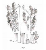 7. Previously unpublished cartoon by Jon Agee