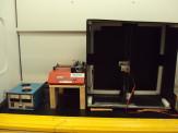 Electrospinning Device Setup