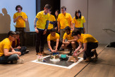 The annual sumo robot competition heats up