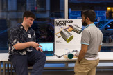 """Corey Nezin EE'18 discusses his collaborative project """"Coffee Can Radar"""""""