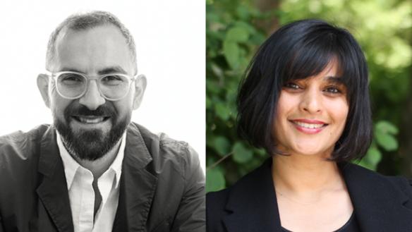 Image of Professor Eric Lima and Associate Professor Mili Shah