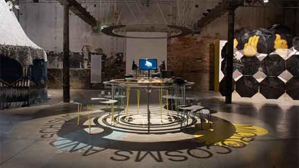 Microcosms & Schisms installation