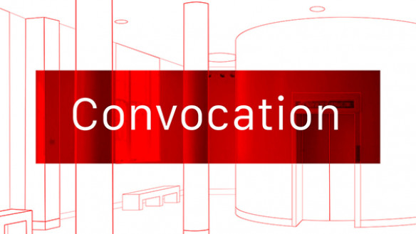 Convocation | School of Architecture Deans, Faculty and Staff: Fall 2021 All School Assembly