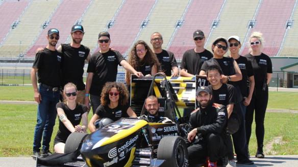 Cooper Union Motorsports Team
