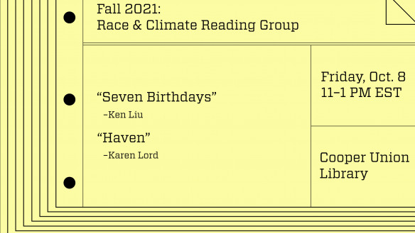 Reading group fall 2021 1