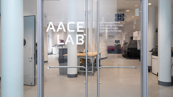 The AACE Lab entry