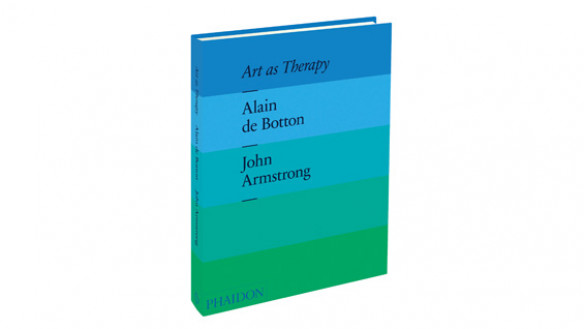 'Art as Therapy' book jacket