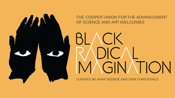Black Radical Imagination poster