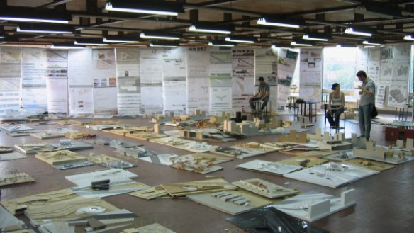 'Entrega Final, Facultad de Arquitectura, Diseño, y Urbanismo, Universidad de Buenos Aires,' Nicholas D'Avella