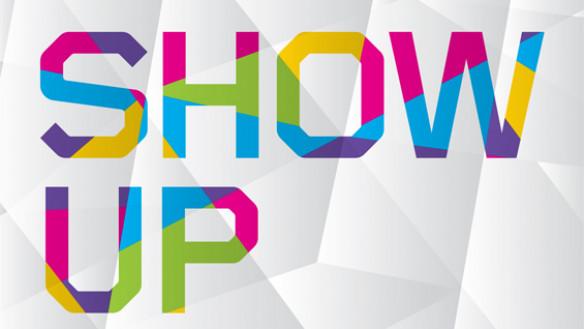 Show Up logo