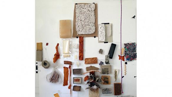 Exhibition image for Doldrum, a Senior Presentation by School of Art student Jon Cuba