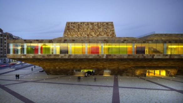 La Llotja theatre and conference centre, Lleida Spain