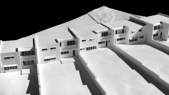 Housing at Sunila Pulp Mill - Alvar Aalto, 1936