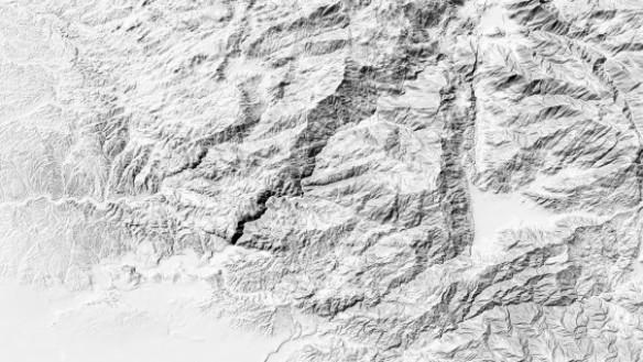 Landscapes of Erosion, Katherine Sullivan and Margaux Wheelock-Shew