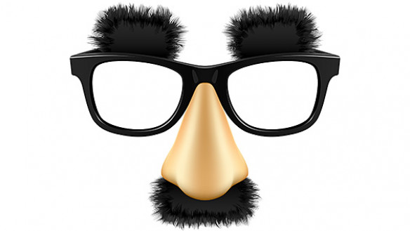 Nose glasses