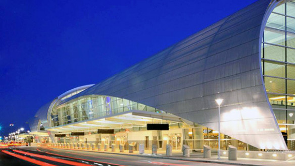 The San Jose International Airport; Fentress Architects<br /><br />