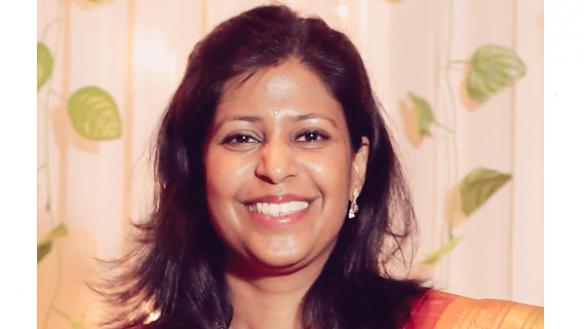 Image of Smriti Gupta EE'02