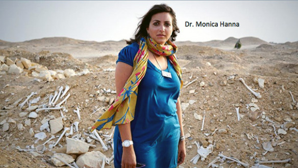 Dr. Monica Hanna