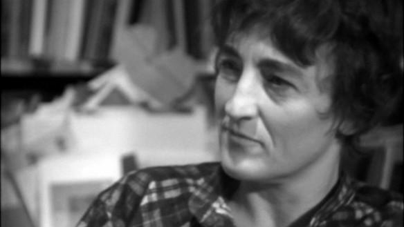 Curator/writer Lucy Lippard