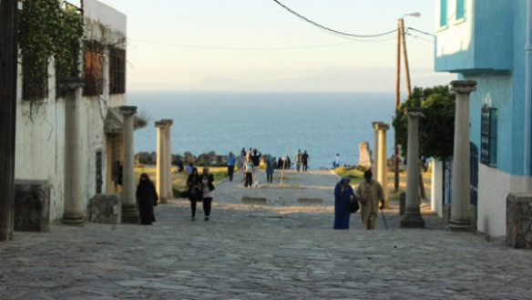 Pedram Sazesh and Emmanuela Soria Ruiz -- Spain and Morocco: The Strait Between the Known and Unknown