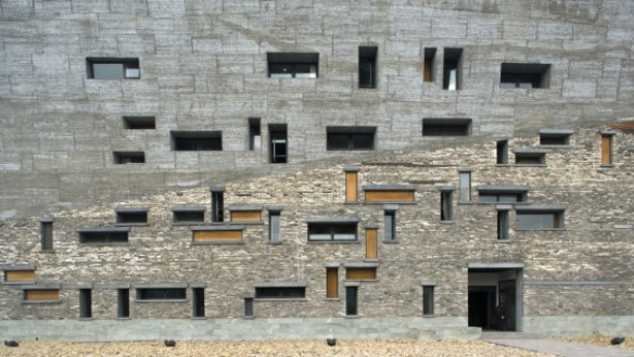 Amateur Architecture Studio—Ningbo History Museum | photo: Lu Hengzhong