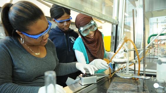 Summer STEM Program Lab
