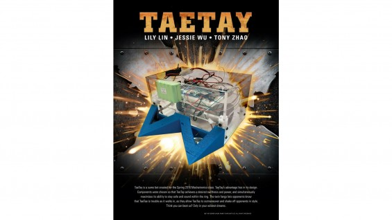 [STUDENT POSTER] TAETAY