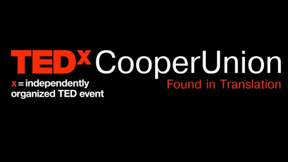 TEDX Cooper Union Graphic