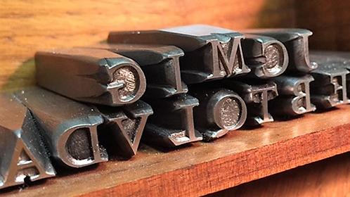 metal type