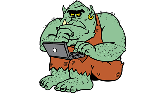 The Internet Troll