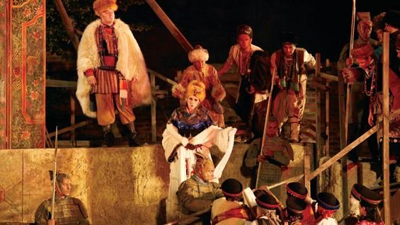 Turandot, Theater Augsburg